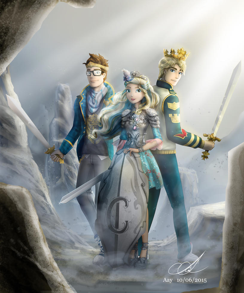 Charming Family (Dexter,Darling,Daring) by Aayov on DeviantArt - photo#35