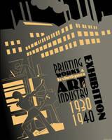 Art Deco 1 by stefanparis