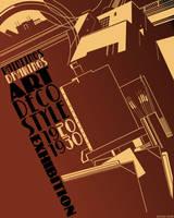 Art Deco 2 by stefanparis