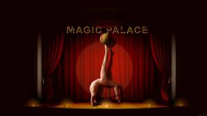 Magic Palace by stefanparis