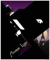 Arsene Lupin by stefanparis