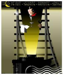Trains de Nuit by stefanparis