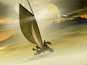 Voyages Extraordinaires - Cloud Rider