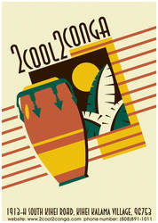 2cool2conga Poster