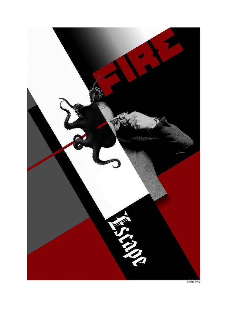 Fire Escape by stefanparis