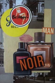 Men, glamour and Noir