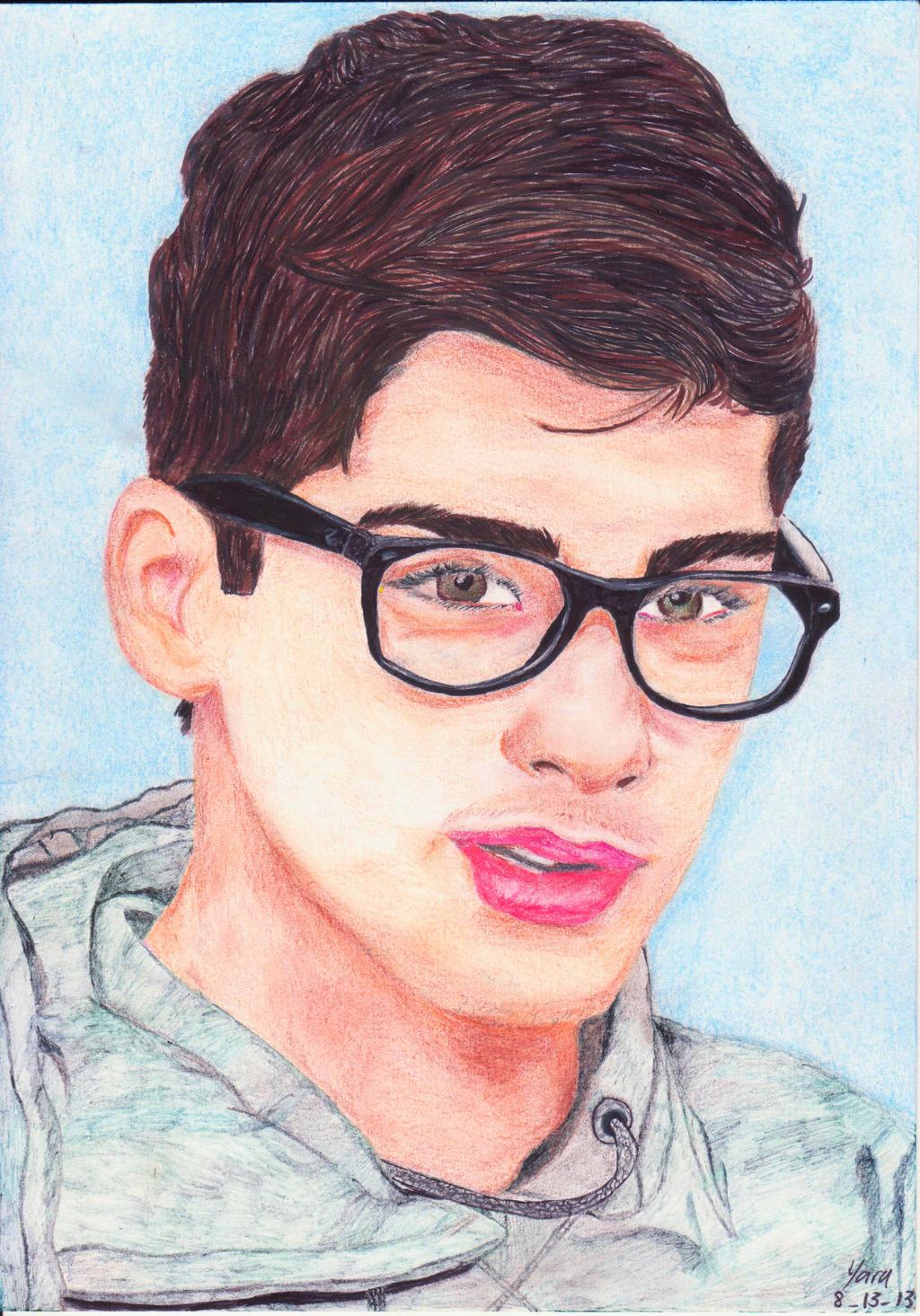 Zayn Glasses by yarartist