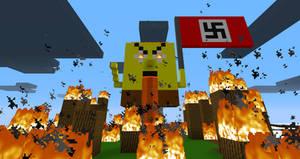 Acid-Nation NAZI SPONGEBOB