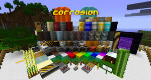 Corrosion texture pack V1.4