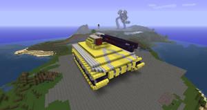 Acid-Nation golden tank