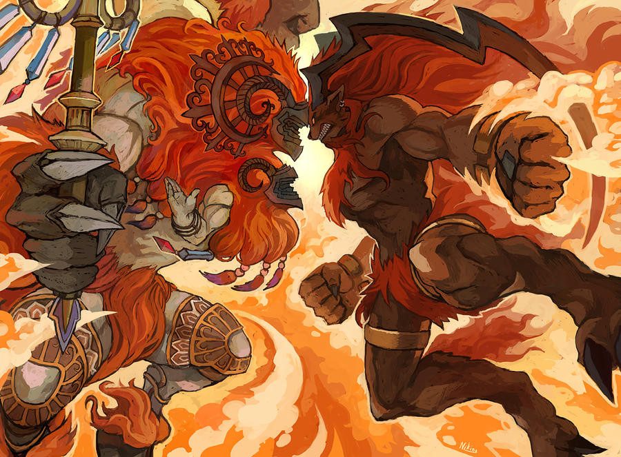 Hellfire by Niking