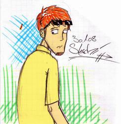 Sam by Stachi