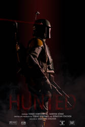 Hunted Movieposter by Stachi