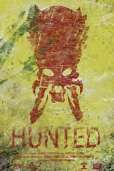 Hunted alternative Poster