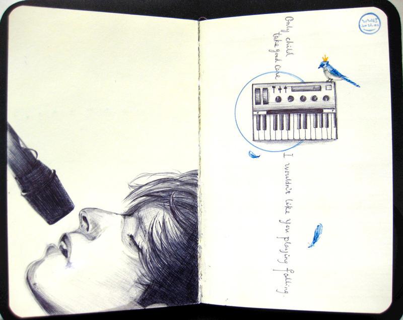 Songbird by wwei