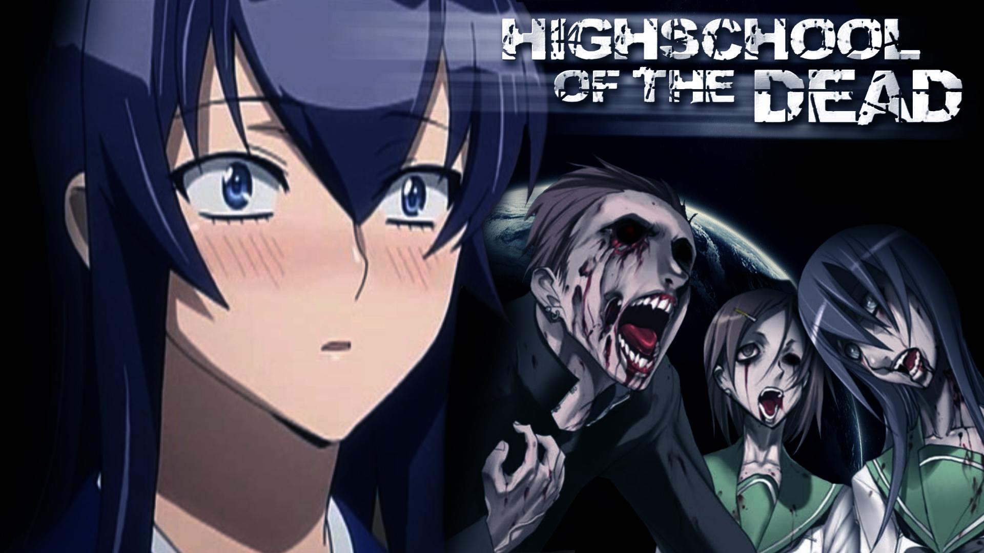 Saeko Busujima - Highschool of the dead