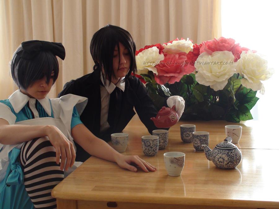 A Kuro Wonderland by 2-of-a-kind