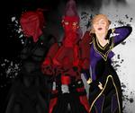 Darth Nox, Occlus and Imperius