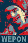 John Freeman Obama Poster