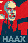 Dr. Hax Obama Poster