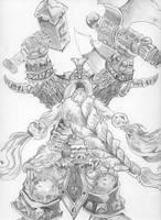 Dwarf by APretender