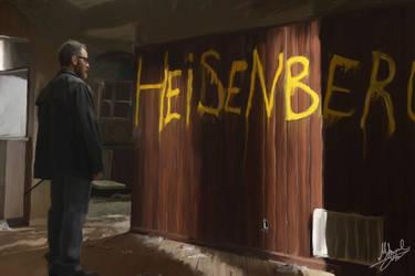 Heisenberg by saYcoStuDiOz