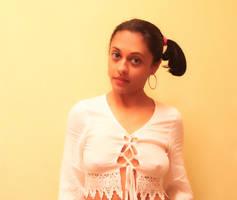 Zahra Soltanian (Wyld Yasmin) Looking at you