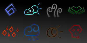 Majyx Runes- Fused Elements