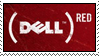 DELL RED Stamp by lynxdesign