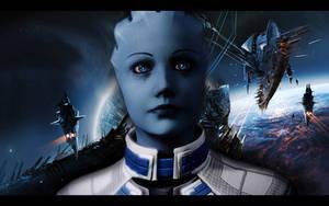 Mass Effect 2 Liara 3 by KarmaleonA