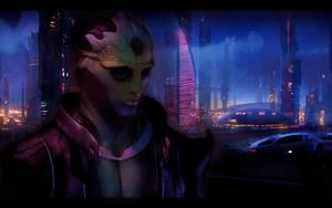 Mass Effect 2 Thane 2 by KarmaleonA