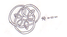 Untitled Celtic Knot 2 by Abadoss