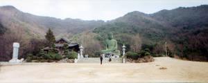 Gagwonsa Temple - Buddha