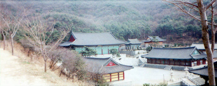 Gagwonsa Temple - Overview