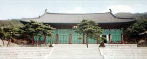 Gagwonsa Temple - Shrine