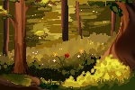 Forest Pixel : sr