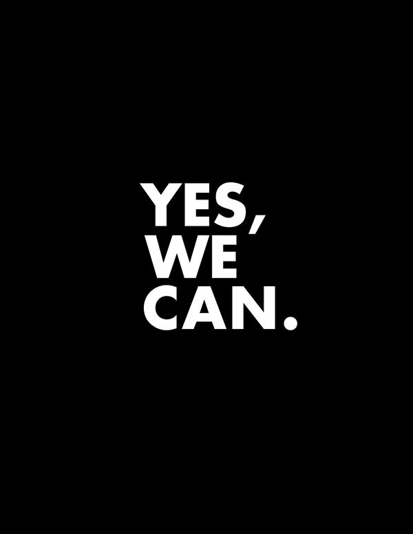 Yes We Can By Iveroon On DeviantArt