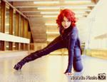Black Widow (8) : Ready to fight by JessyB-Design