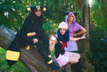 Pokemon Cosplay Team