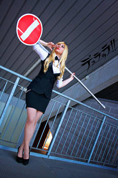 Shizuo Heiwajima Gender Bender Cosplay