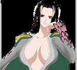 Boa Hancock - Tsunade Potara Fusion