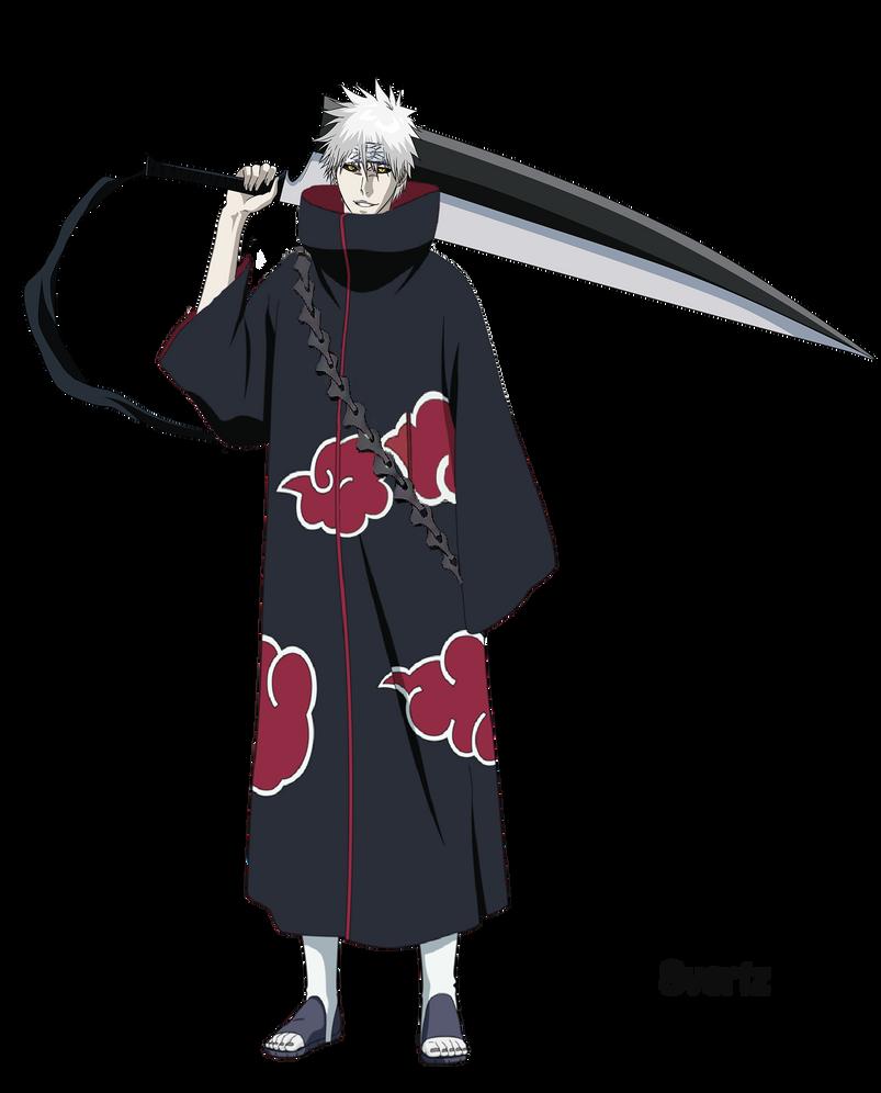 Hollow Ichigo Akatsuki Style By Svertz On DeviantArt
