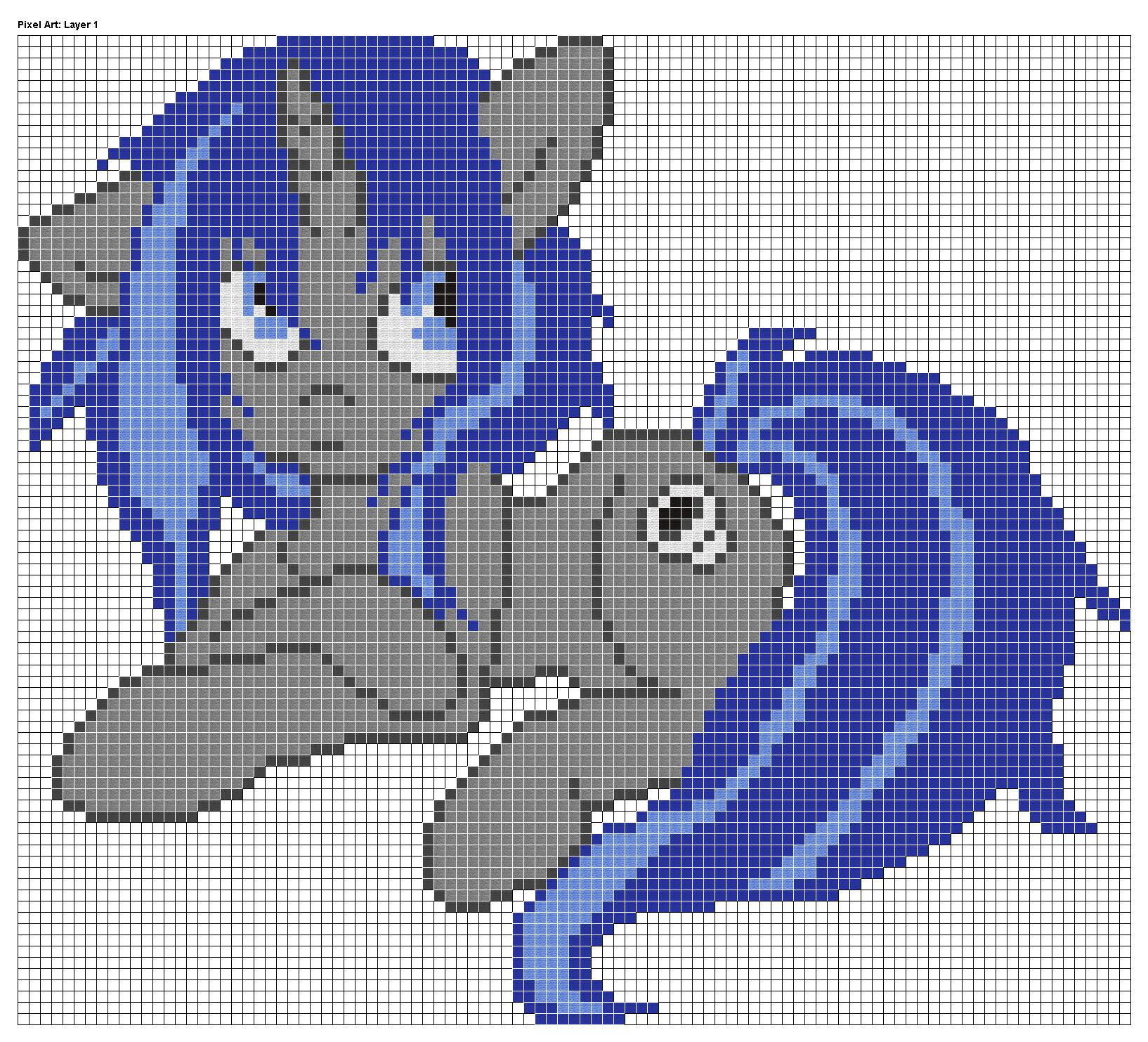 Fallout Equestria Homage Mc Pixel Art By Xxchippy13xx On Deviantart
