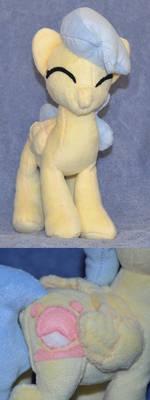 Dolly Parton pony