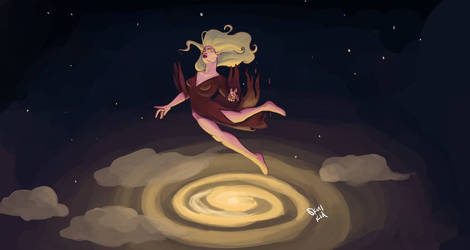 Space Witch