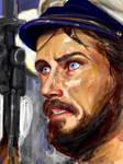 Das Boot - The Captain tegaki