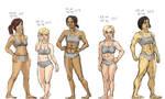 104th squad girls lineup