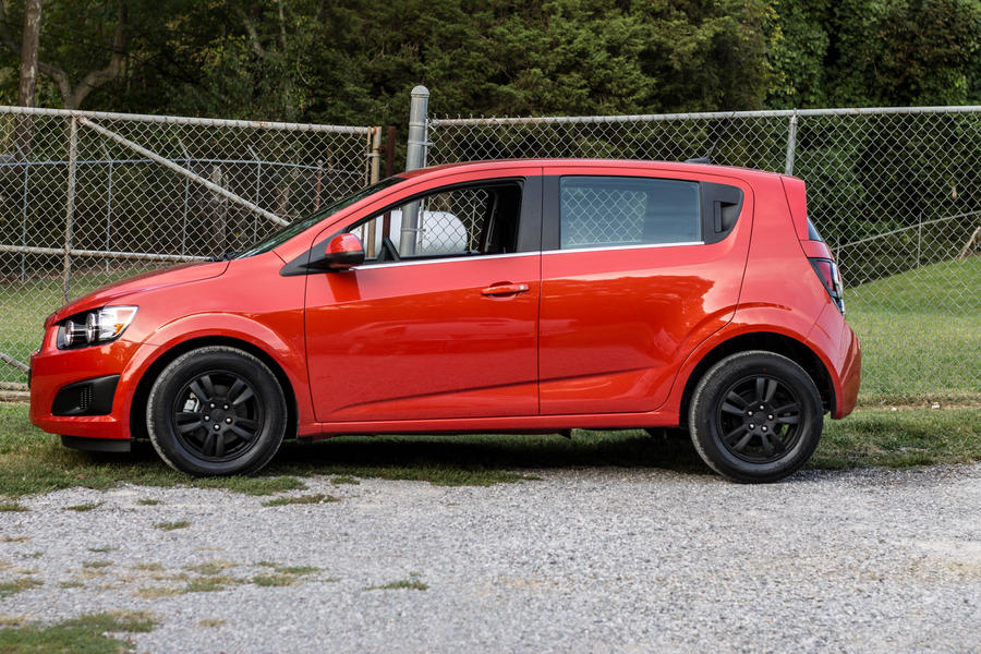 2013 chevy sonic lt 1 4 turbo by brett1982 on deviantart. Black Bedroom Furniture Sets. Home Design Ideas