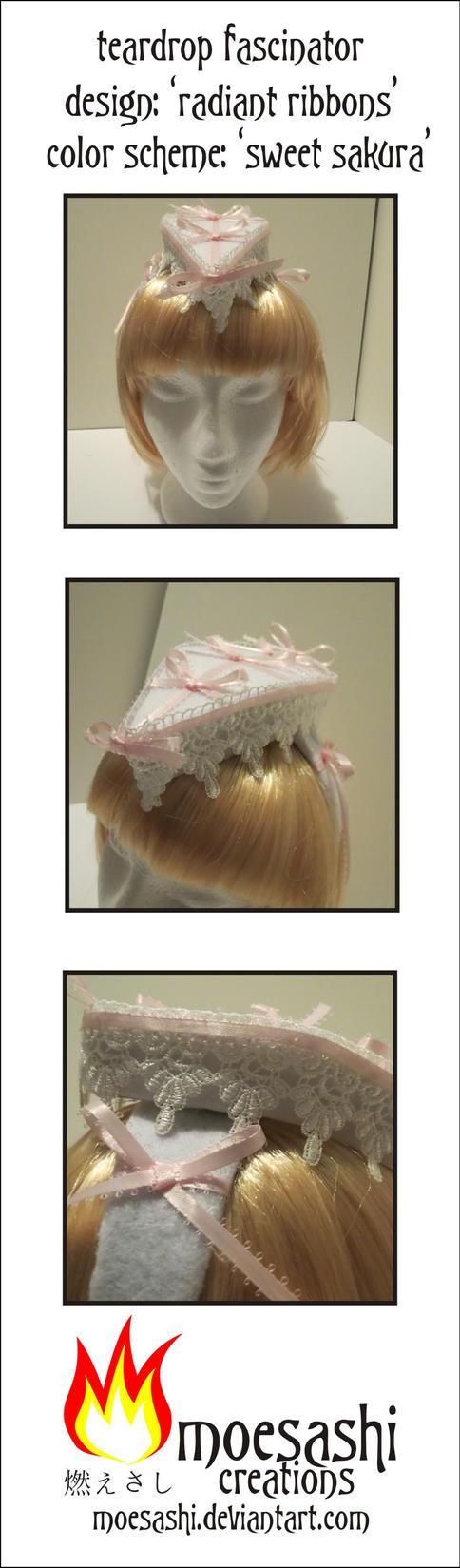 'Radiant Ribbons' in 'Sweet Sakura' by moesashi