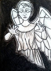 Weeping Angel by whatonearth